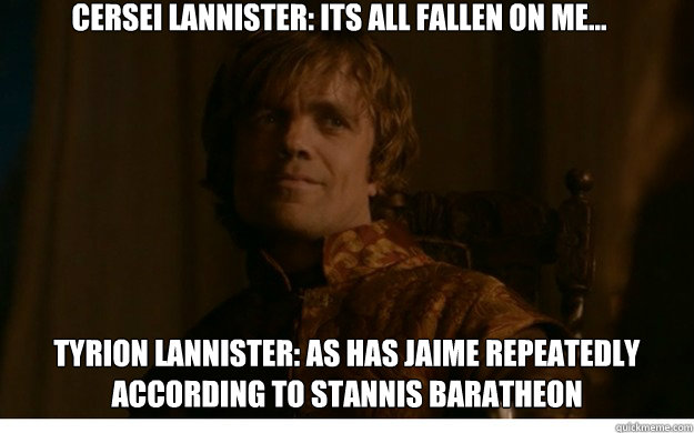 tyrion and jaime relationship memes