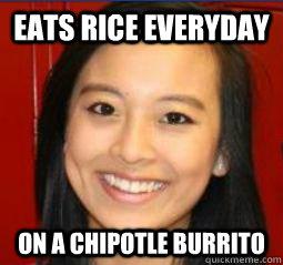 Americanized asian