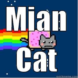 MIAN CAT Misc