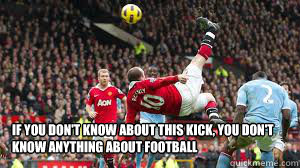 IF YOU DON'T KNOW ABOUT THIS KICK, YOU DON'T KNOW ANYTHING ABOUT FOOTBALL  ROONEY KICK