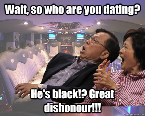 Asian parents and dating