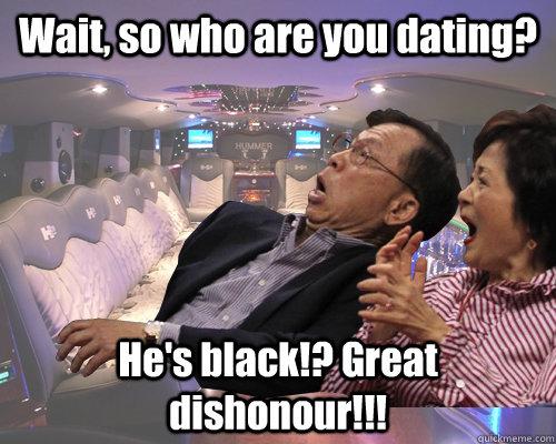 Asian parents dating