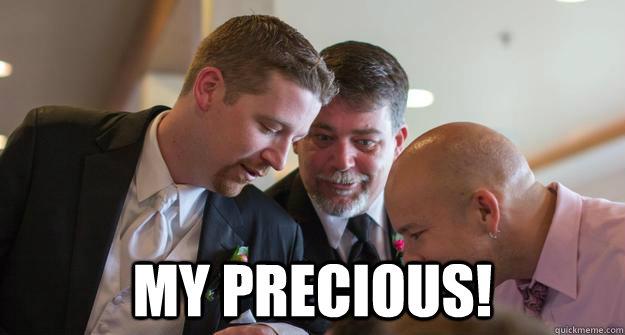 MY PRECIOUS! -  MY PRECIOUS!  Misc