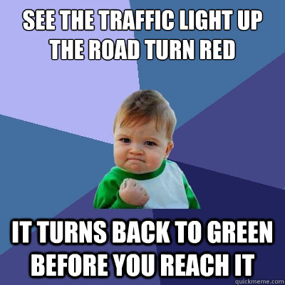 Lyrics containing the term: green light