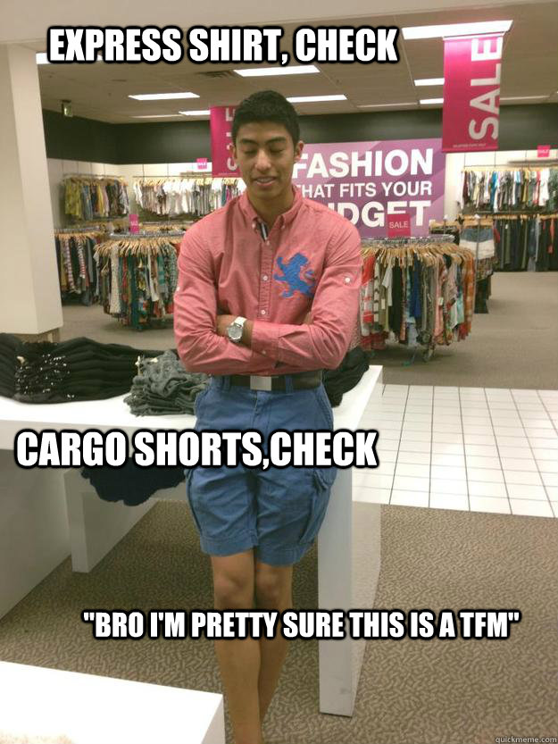 c27921aad6a66eec21532e59c1a4cf09edb54573951627ea6dc3a019346fbc36 express shirt, check cargo shorts,check \