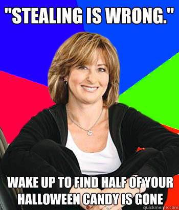 stealing is wrong There are a lot of reasons why stealing is wrong but i'm only going to talk about the three main points that i thought were very important to understand why stealing is wrong ever just took something that wasn't yours because you wanted it you probably thought you really needed it, or that nobody.