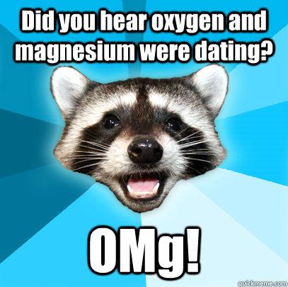 Oxygen dating