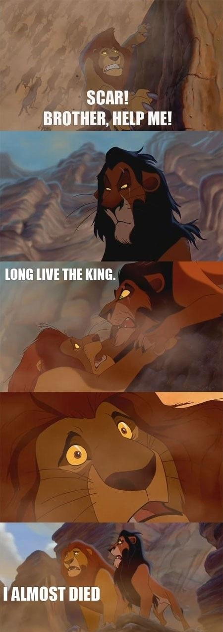 The Lion King Could Have Been A Completely Different Movie -   Misc