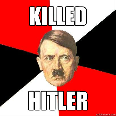 killed  Hitler