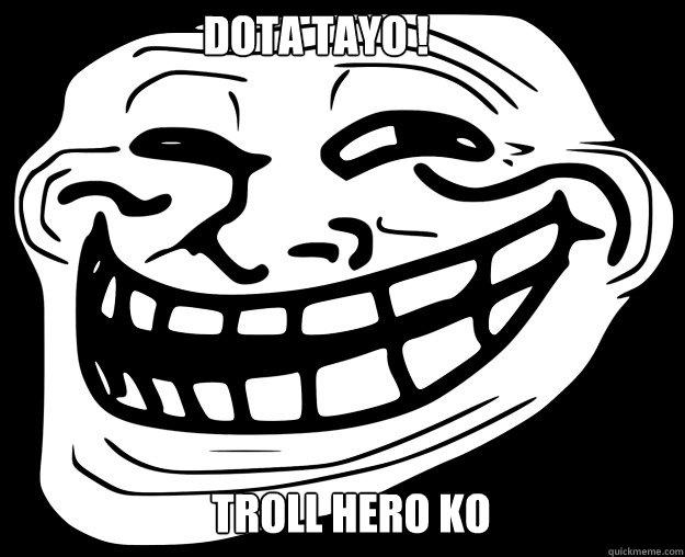 Troll hero ko Trollfac...