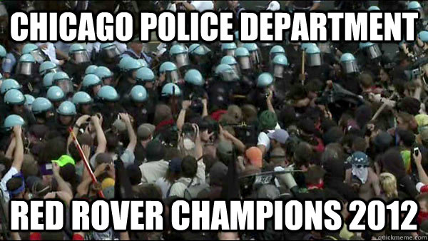 Chicago Police Department Red Rover Champions 2012 - Chicago Police Department Red Rover Champions 2012  Misc