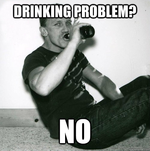 drinking problem? no - drinking problem? no  Daniel Craig Cares