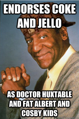 c41eac6be8530758d2d80a8870c2c794630717a3c3c544e5f657c35a0dbc330c endorses coke and jello as doctor huxtable and fat albert and