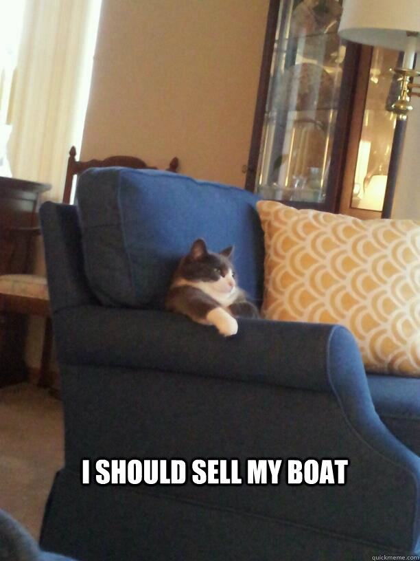 I should sell my boat - I should sell my boat  Misc