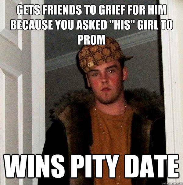 Dating out of pity