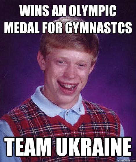 Bad Luck Ukrainian Women And 55