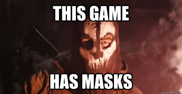 This Game HAS MASKS - This Game HAS MASKS  Misc
