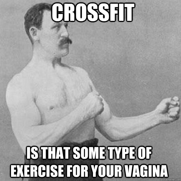 Exercise your vagina