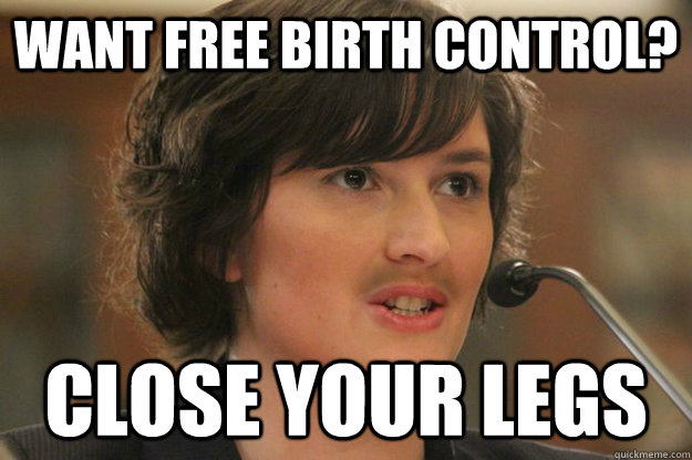 Want free birth control? Close your legs