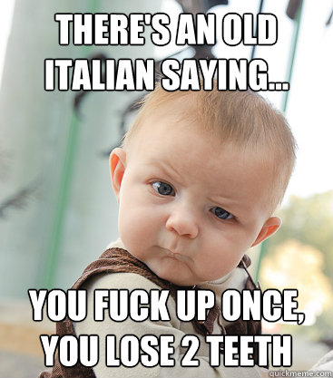 Italian Fuck You 39