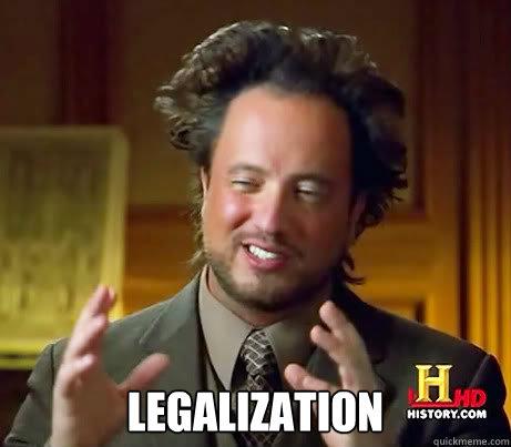 Legalization -  Legalization  Misc