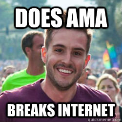 does ama breaks internet - does ama breaks internet  Good Guy RPG