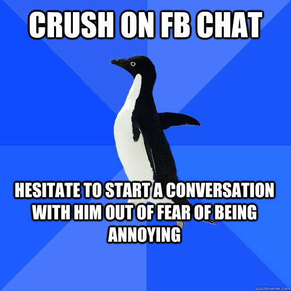 Socially awkward kids start dating through chat anime