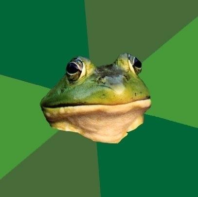 Test test  -   Foul Bachelor Frog