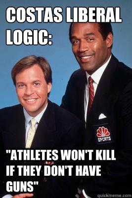 Costas Liberal  Logic: