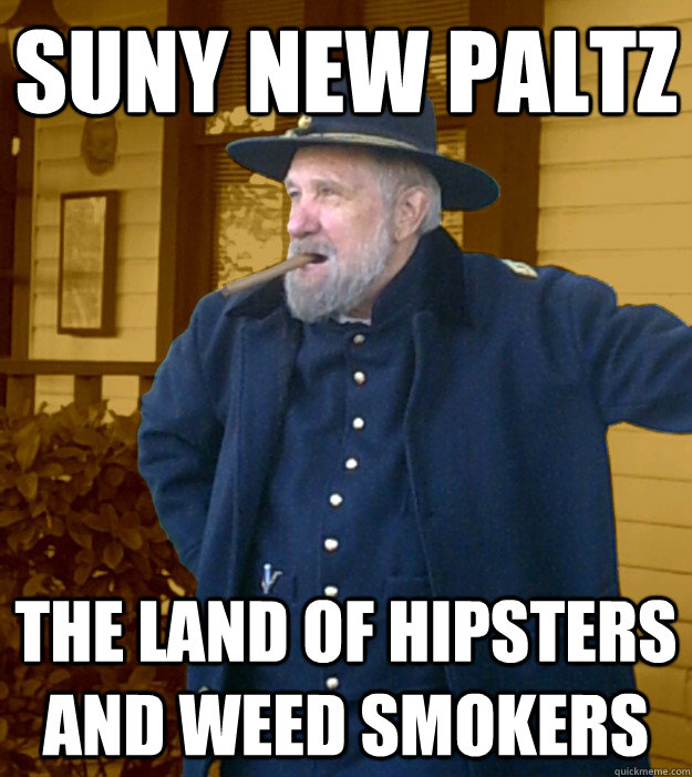 suny new paltz the land of hipsters and weed smokers