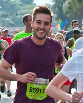 -    Ridiculously photogenic guy
