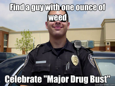 Find a guy with one ounce of weed Celebrate