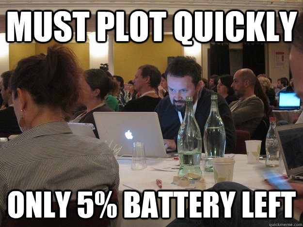 MUST PLOT QUICKLY ONLY 5% BATTERY LEFT  Plotting Tom Coates
