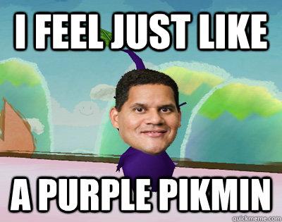 Pikmin Reggie Memes Quickmeme