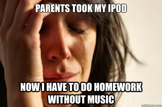 Music to do homework to
