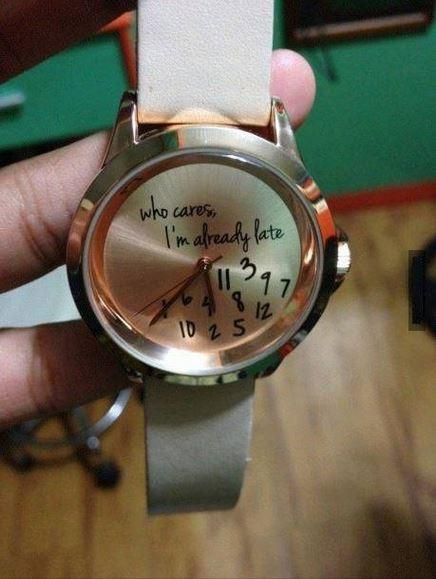 A watch that suits me -   Misc