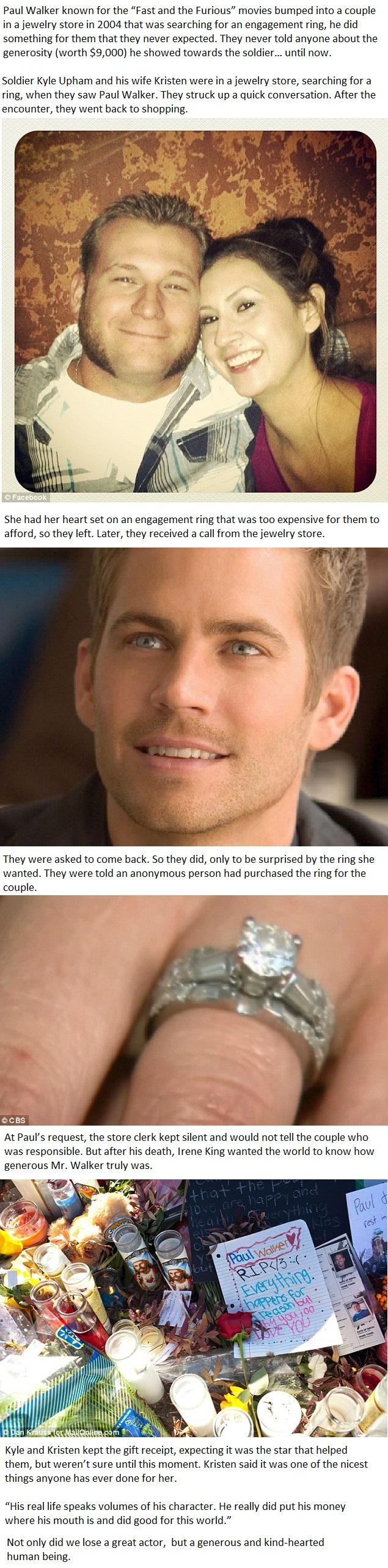 After Reading This I wanted To Cry... See What Amazing Thing Paul Walker Did In Secret... -   Misc