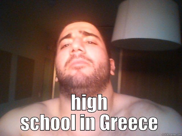 Greek Lad -  HIGH SCHOOL IN GREECE Misc