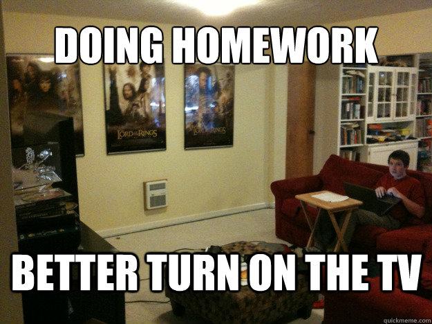 Better doing homework