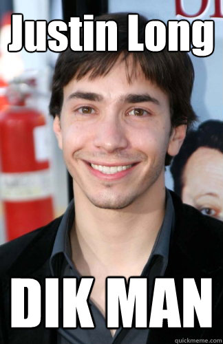 Justin Long DIK MAN - Justin Long DIK MAN  Justin LONG DIK MAN