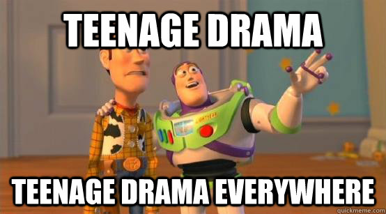 drunk drama