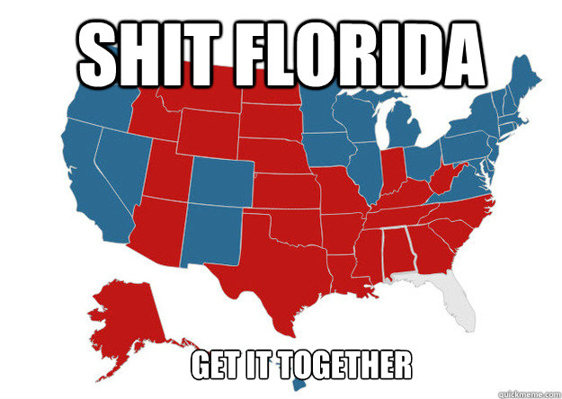 Shit Florida Get it together