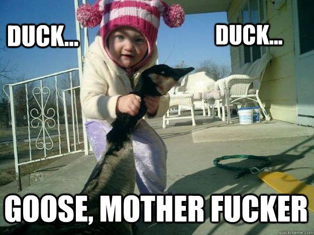 Duck... Duck... GOOSE, MOTHER FUCKER - Duck... Duck... GOOSE, MOTHER FUCKER  Misc