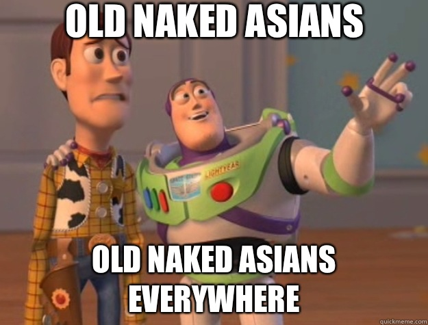 Old Naked Asians  Old Naked Asians Everywhere - Old Naked Asians  Old Naked Asians Everywhere  Toy Story