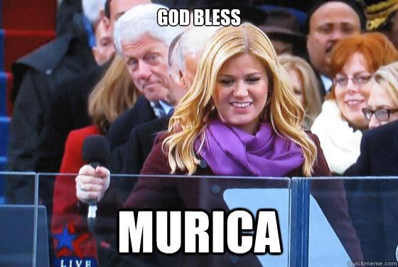 God Bless Murica