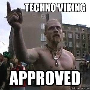 ✅ 25  Best Memes About Techno Viking | Techno Viking Memes