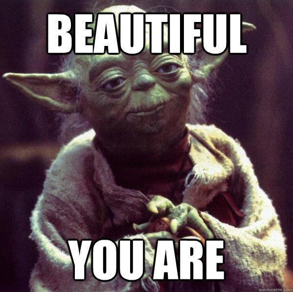 cb56c555916b2ed377df076e2889699aff3545a21ca4697ef557f5556df57a86 beautiful you are condescending yoda quickmeme