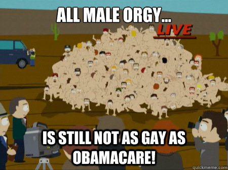 All Male Orgy 29