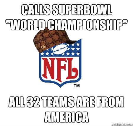 CALLS SUPERBOWL