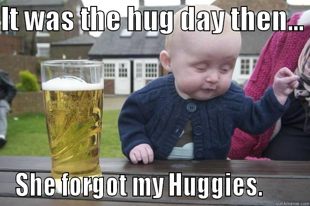 Huggies Hug Day Quickmeme